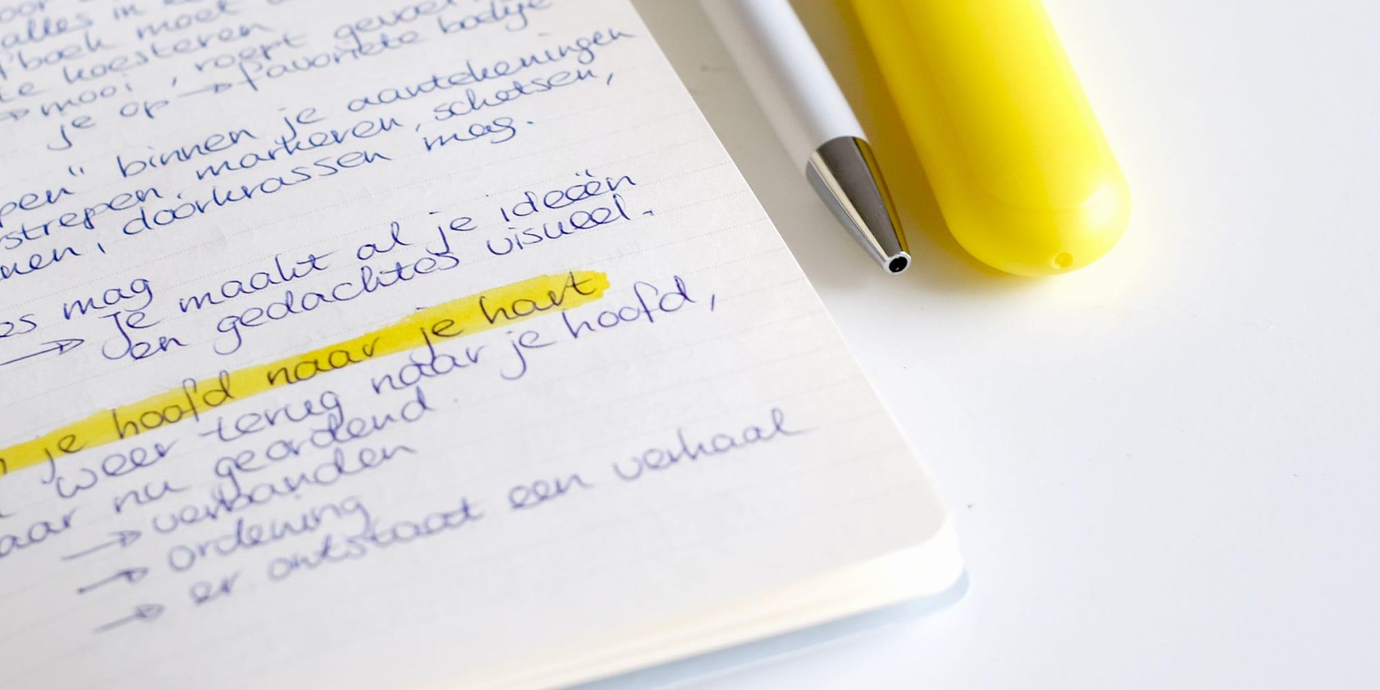 Tips voor meer inspiratie bij het schrijven van je boek