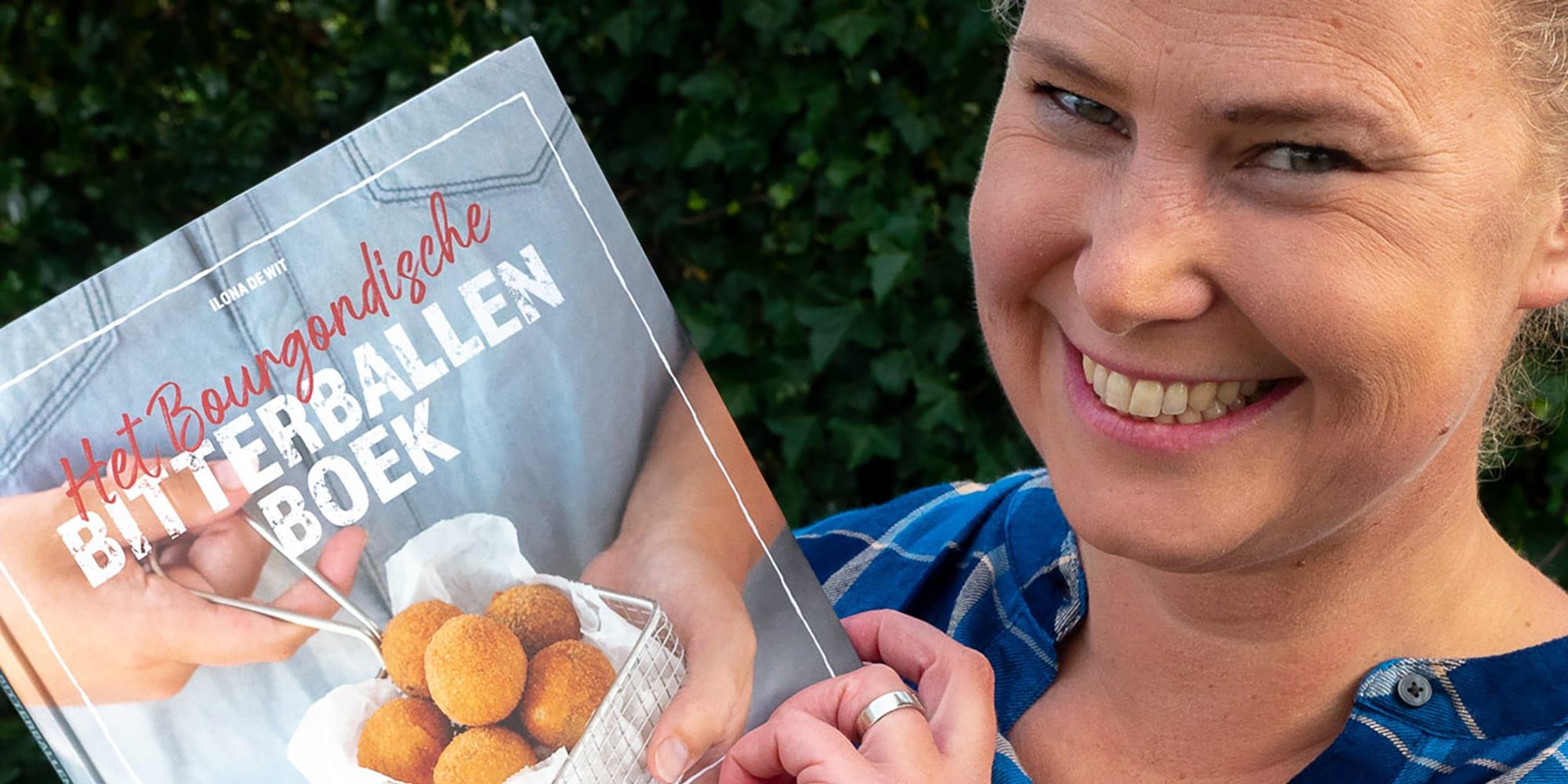 Ilona de Wit: Het Bourgondische Bitterballenboek