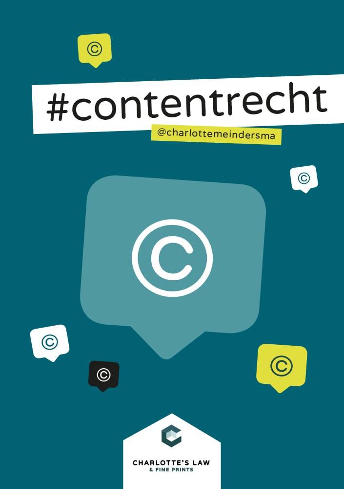 Contentrecht ontwerpproces ronde 1 proef 1