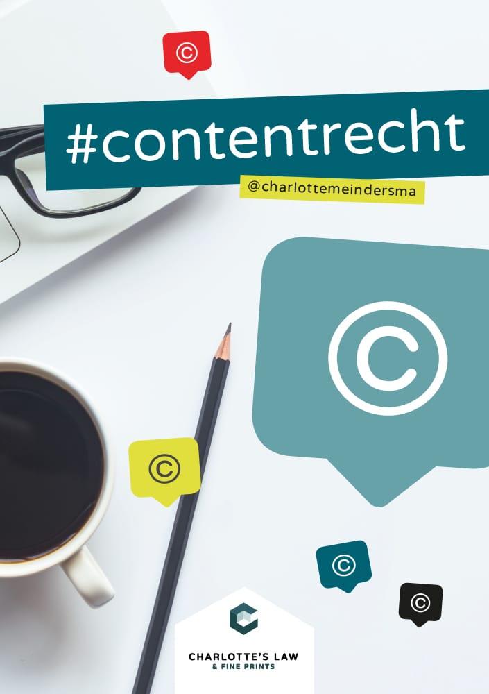 Contentrecht ontwerpproces ronde 1 proef 4