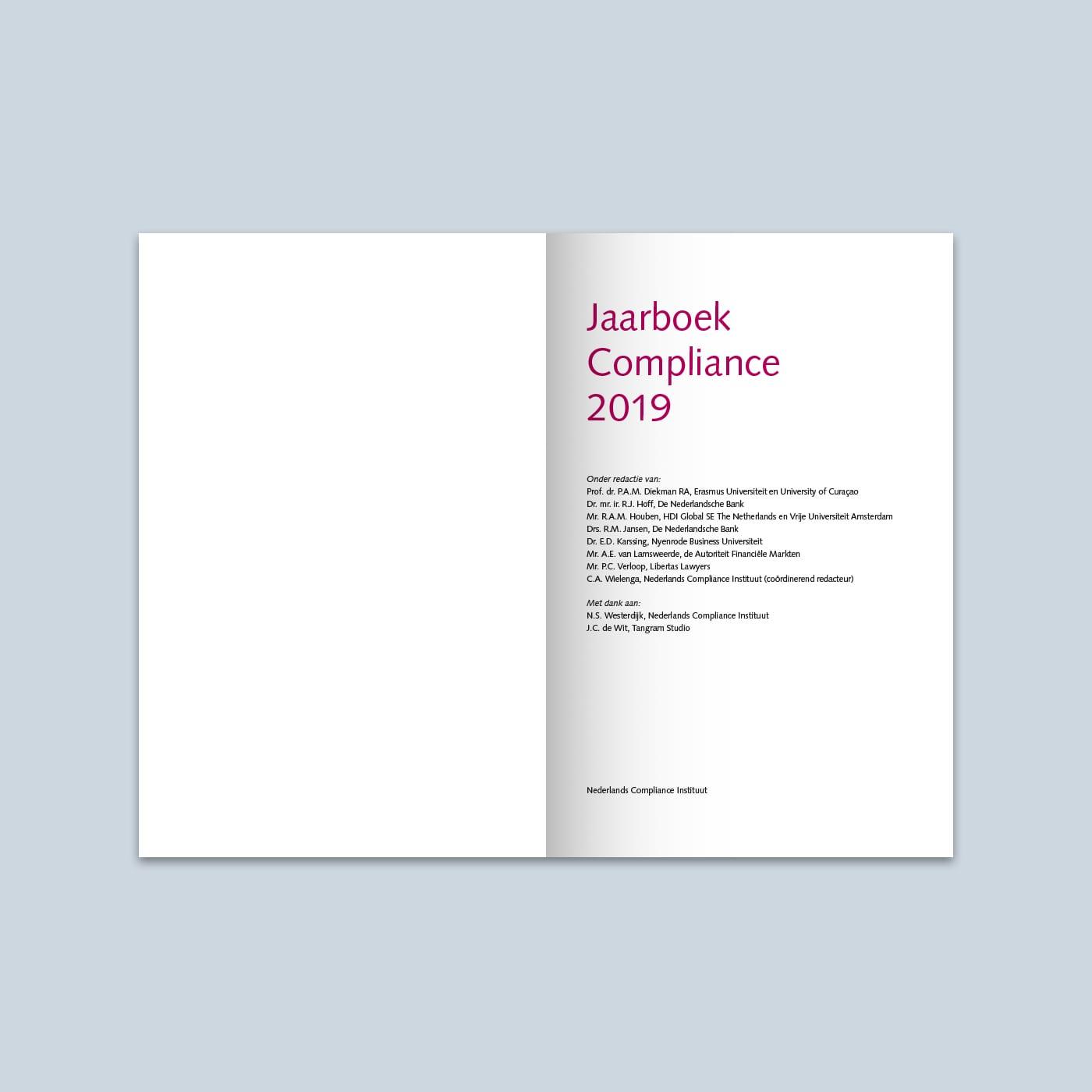 Jaarboek Compliance 2019 binnenwerk 1