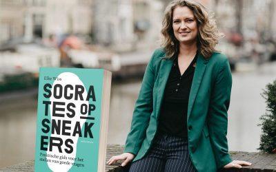Interview met Elke Wiss: over Socrates op sneakers