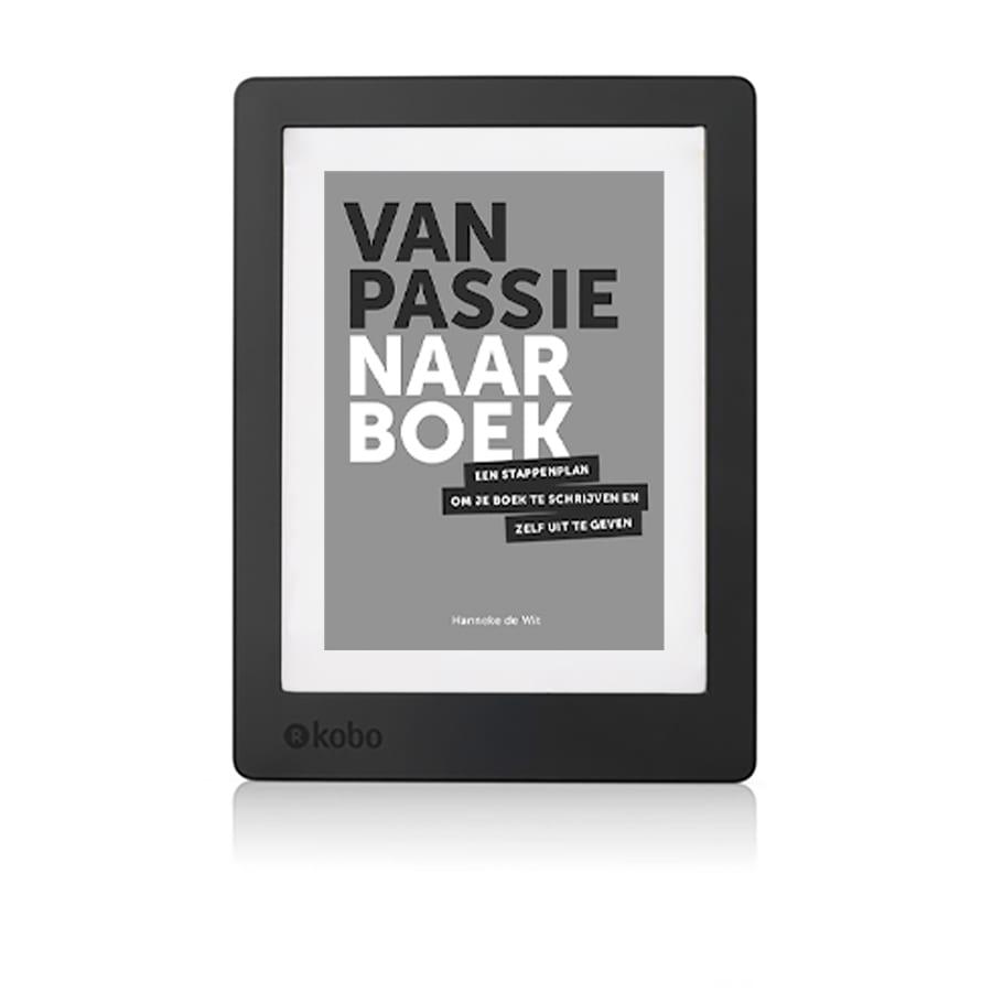 Van passie naar boek ePub 1