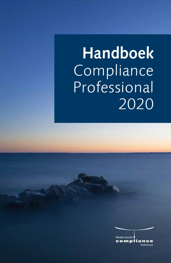 Handboek en Werkboek Compliance Professional proef 3