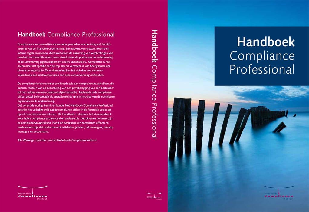 Handboek Compliance Professional omslag schets 1a