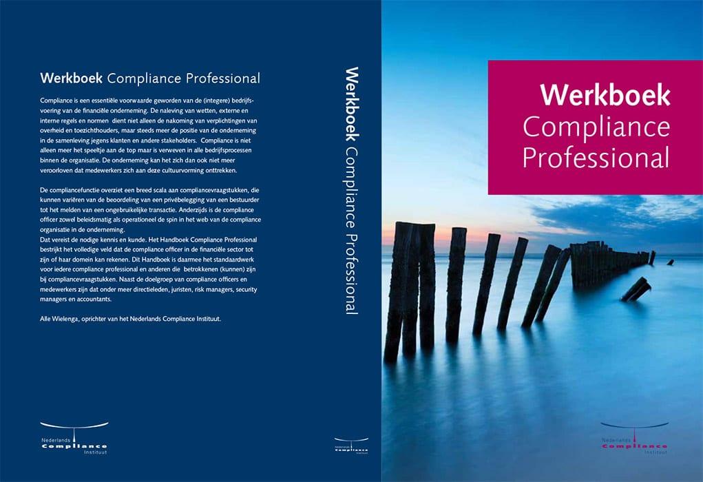 Werkboek Compliance Professional omslag schets 2a