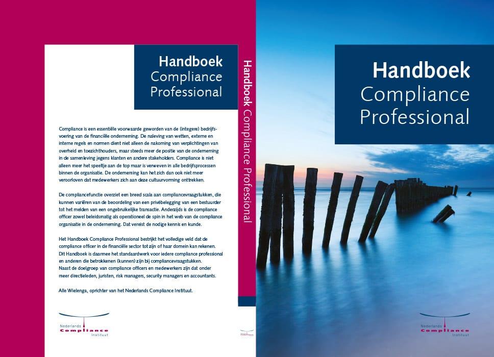 Handboek Compliance Professional omslag