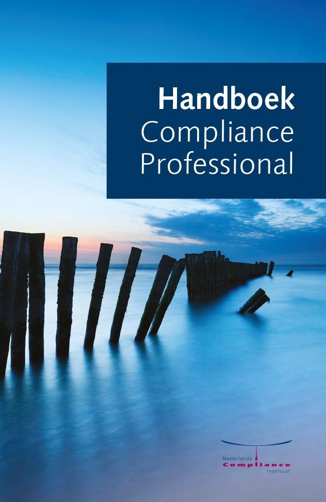 Handboek Compliance Professional schets 2d