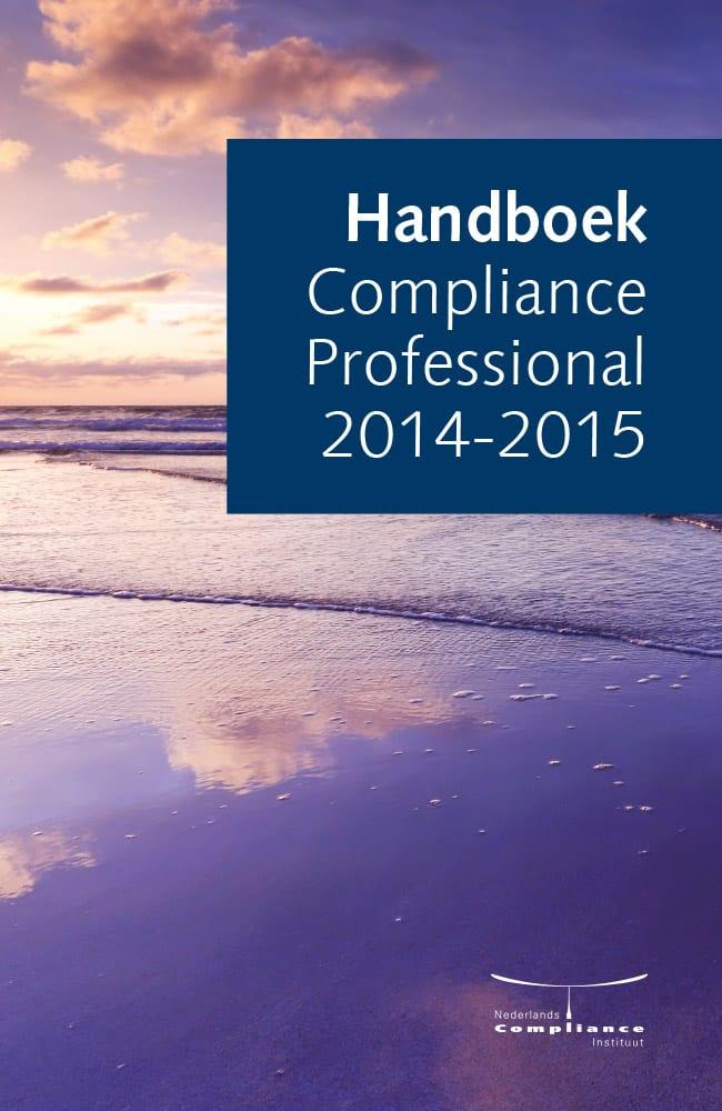 Handboek compliance professional 2015 proef 3