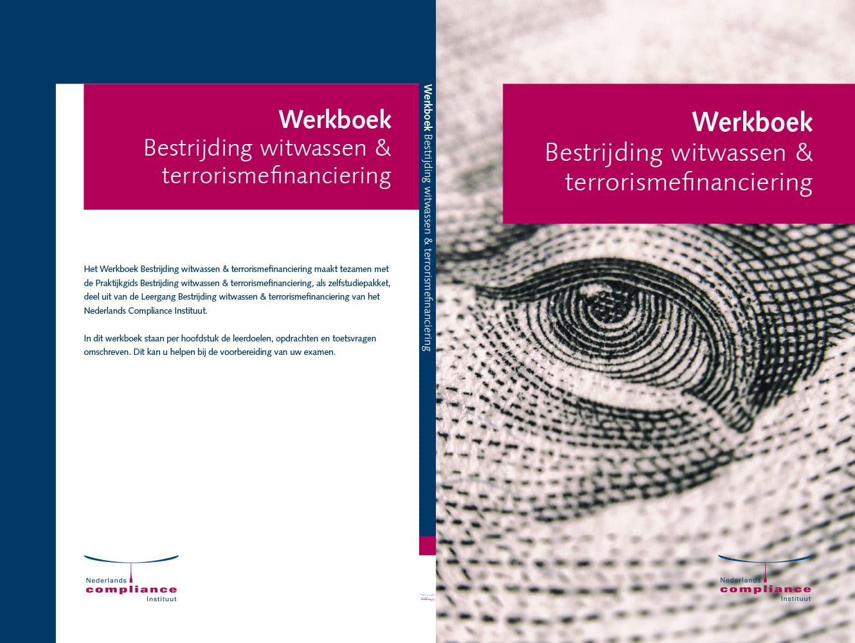 Omslag Werkboek Bestrijding witwassen en terrorismefinanciering 2019