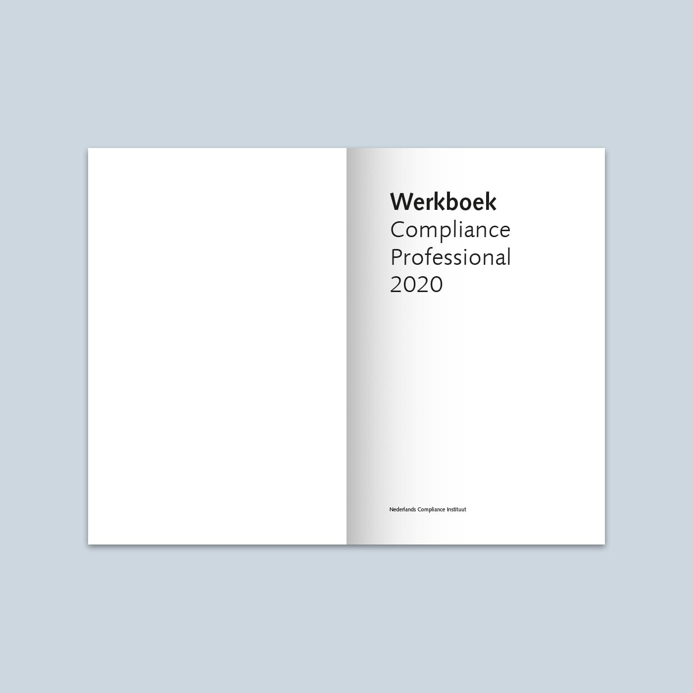 Werkboek Compliance Professional 2020 binnenwerk 1