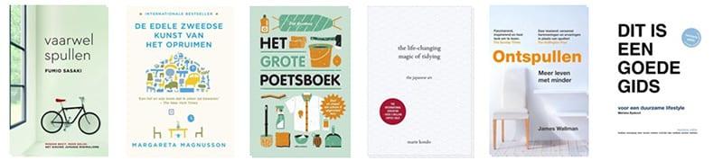 Hou rekening met het genre van je boek huishouden