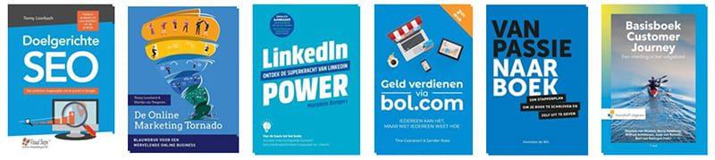 Hou rekening met het genre van je boek marketing