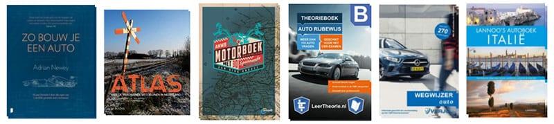 Hou rekening met het genre van je boek voertuigen