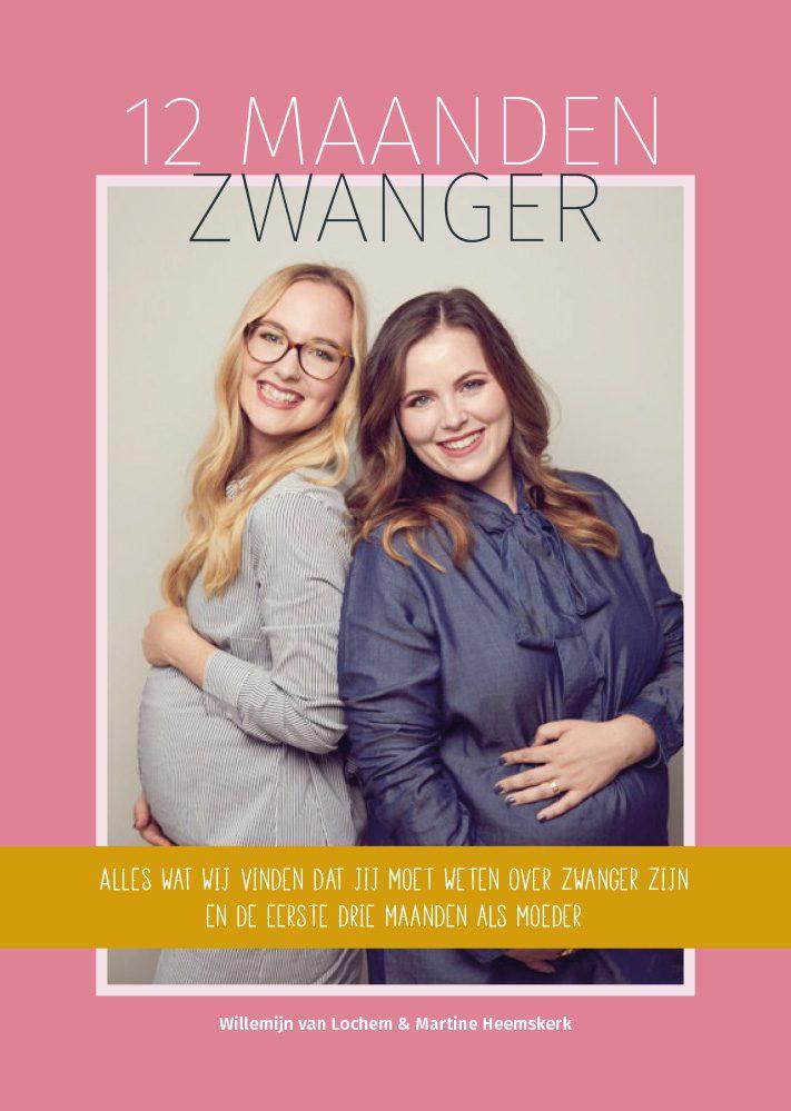 12 maanden zwanger omslag proef 1