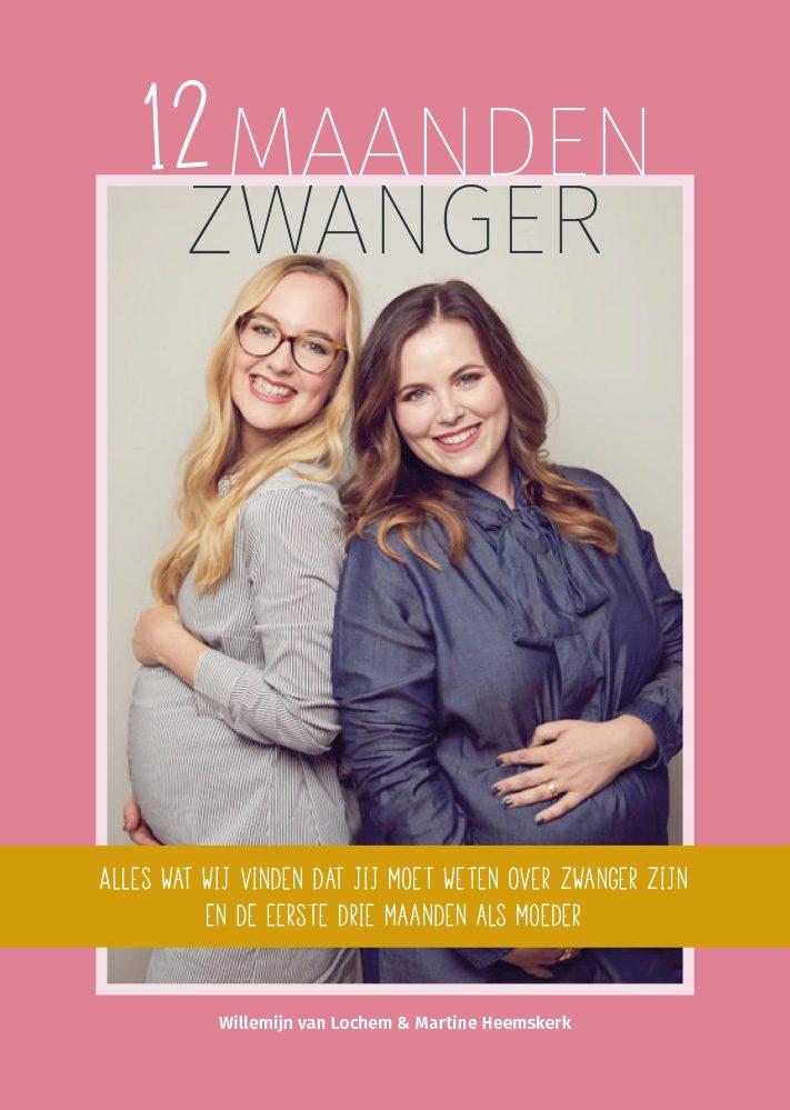 12 maanden zwanger omslag proef 4