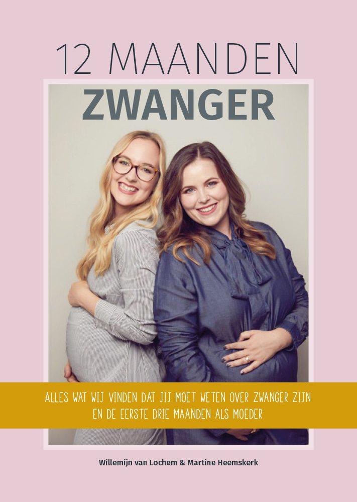 12 maanden zwanger omslag proef 2-3