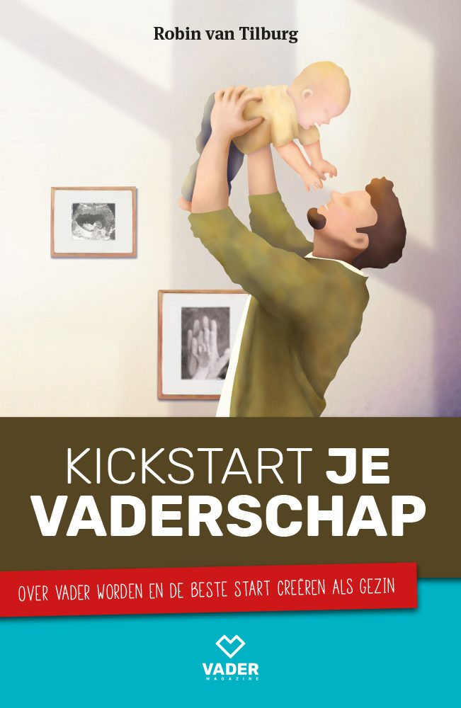 Kickstart je Vaderschap cover proef 1