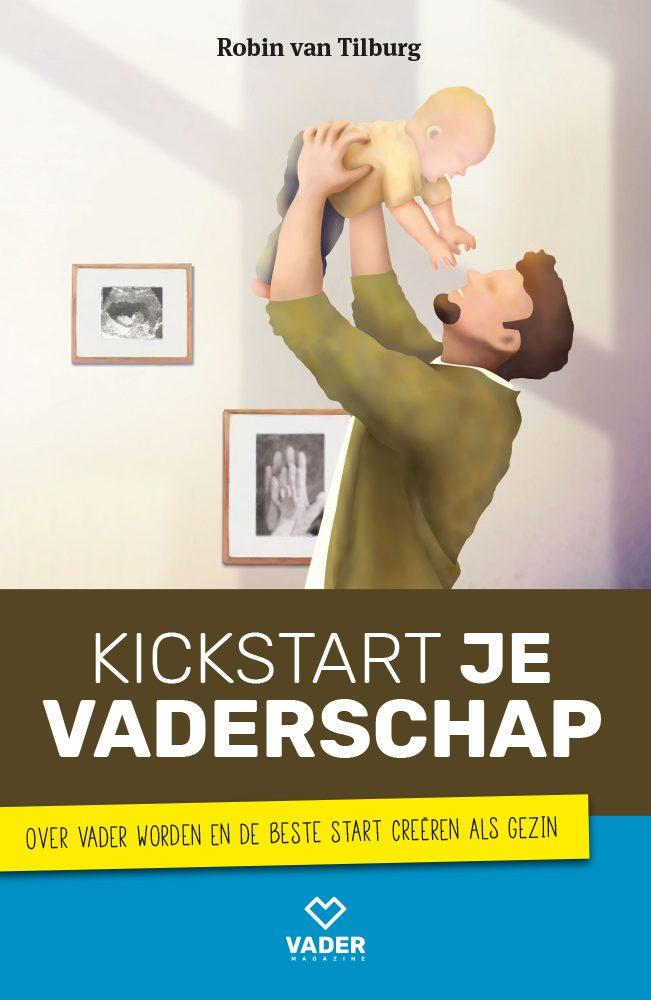 Kickstart je Vaderschap cover proef 2
