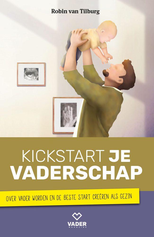 Kickstart je Vaderschap cover proef 3