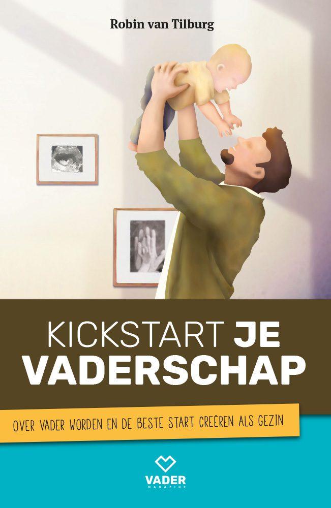 Kickstart je Vaderschap cover proef 5