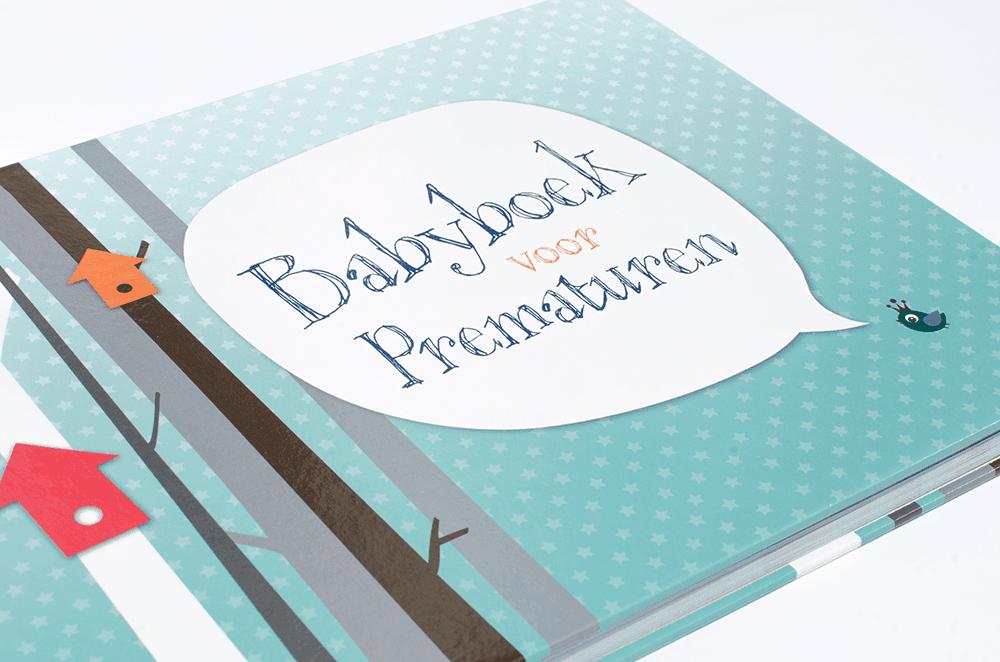 Babyboek voor Prematuren 2015
