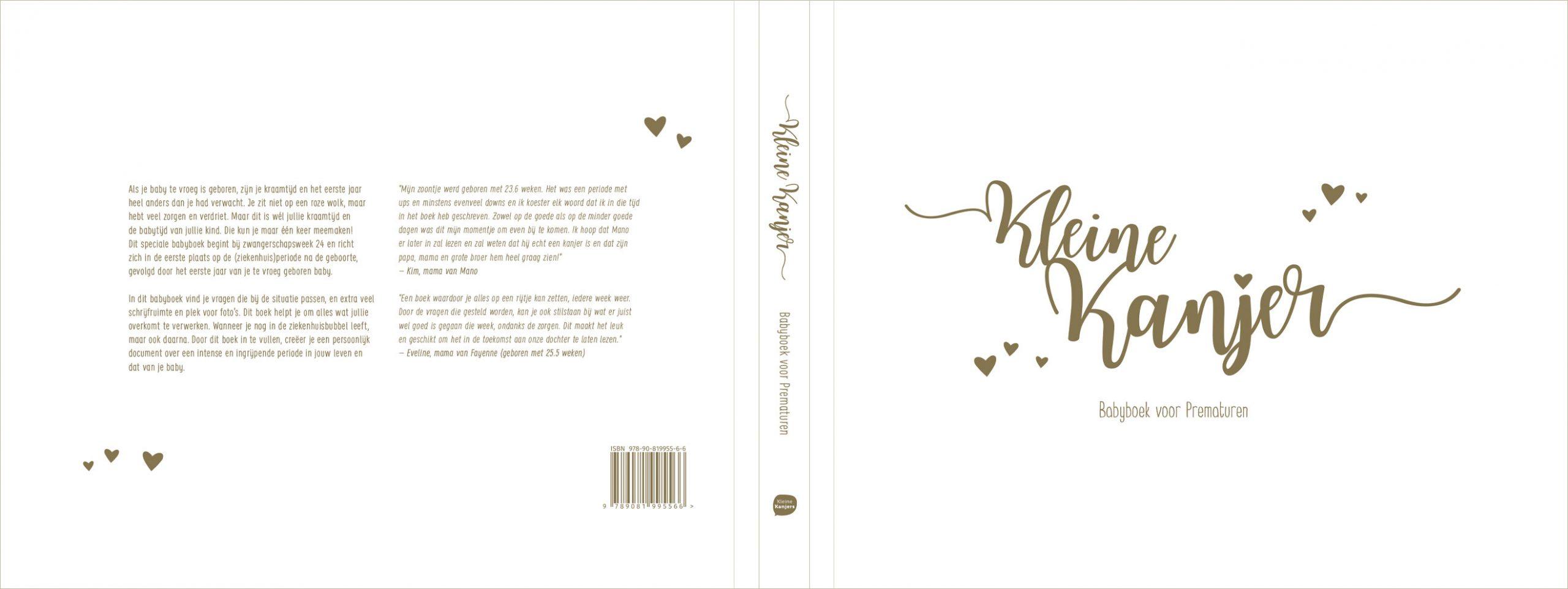 Babyboek voor Prematuren druk 4