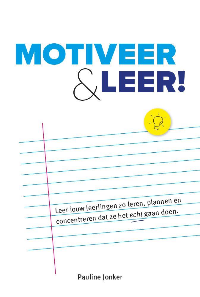 Motiveer en leer! cover proef 1