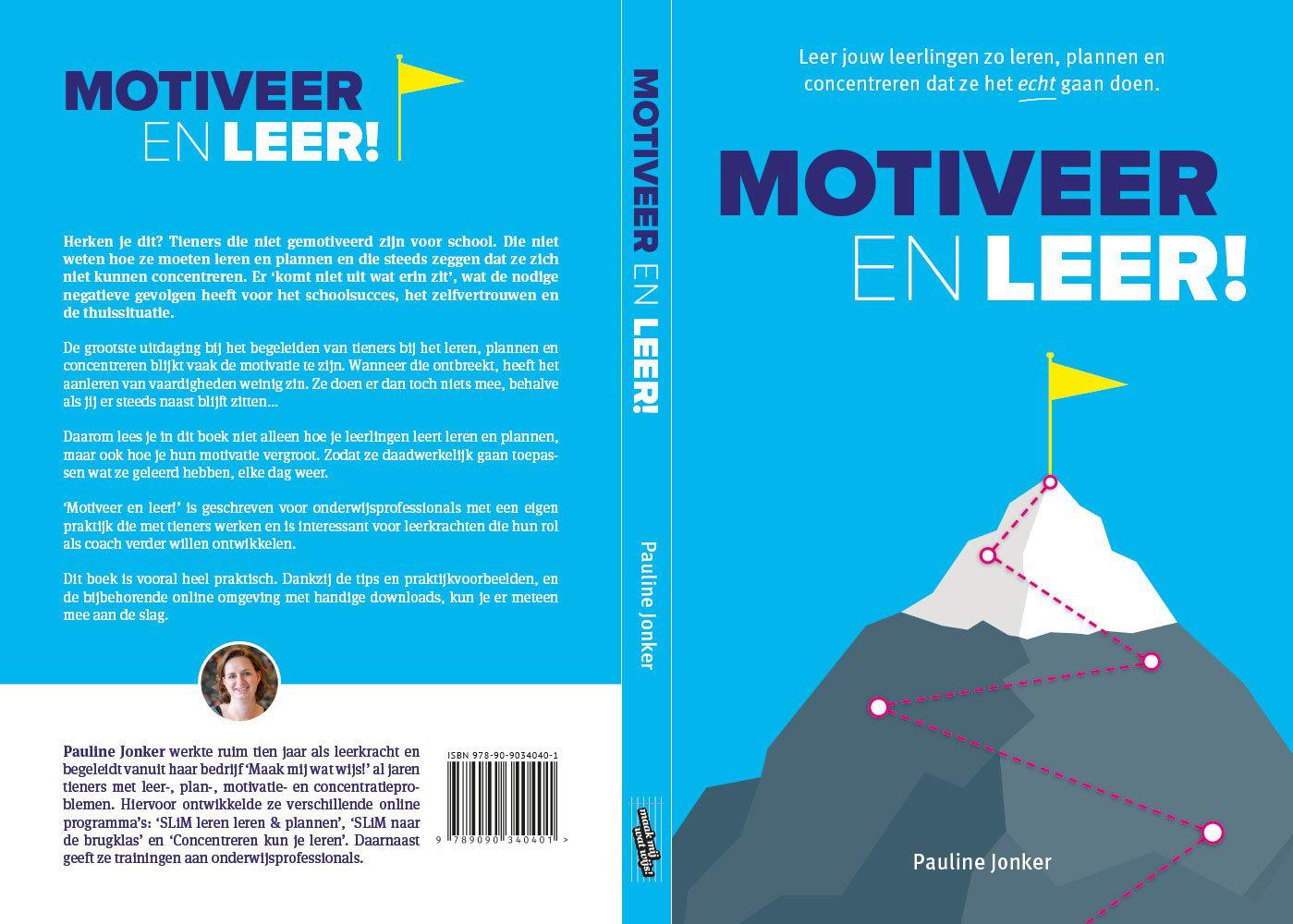 Motiveer en leer! omslag