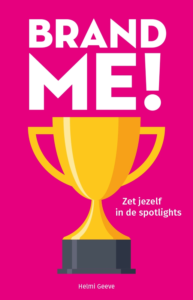 Brand me! cover schets 1