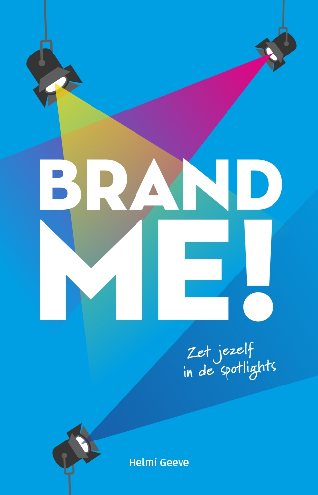 Brand me! cover schets 2