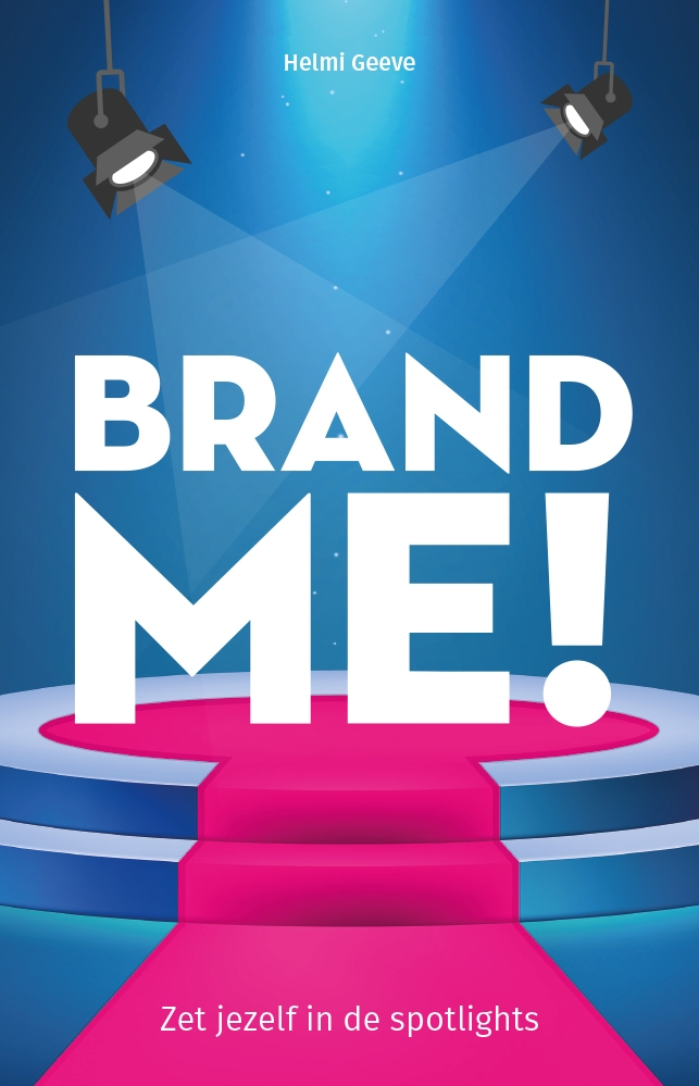 Brand me! cover schets 3