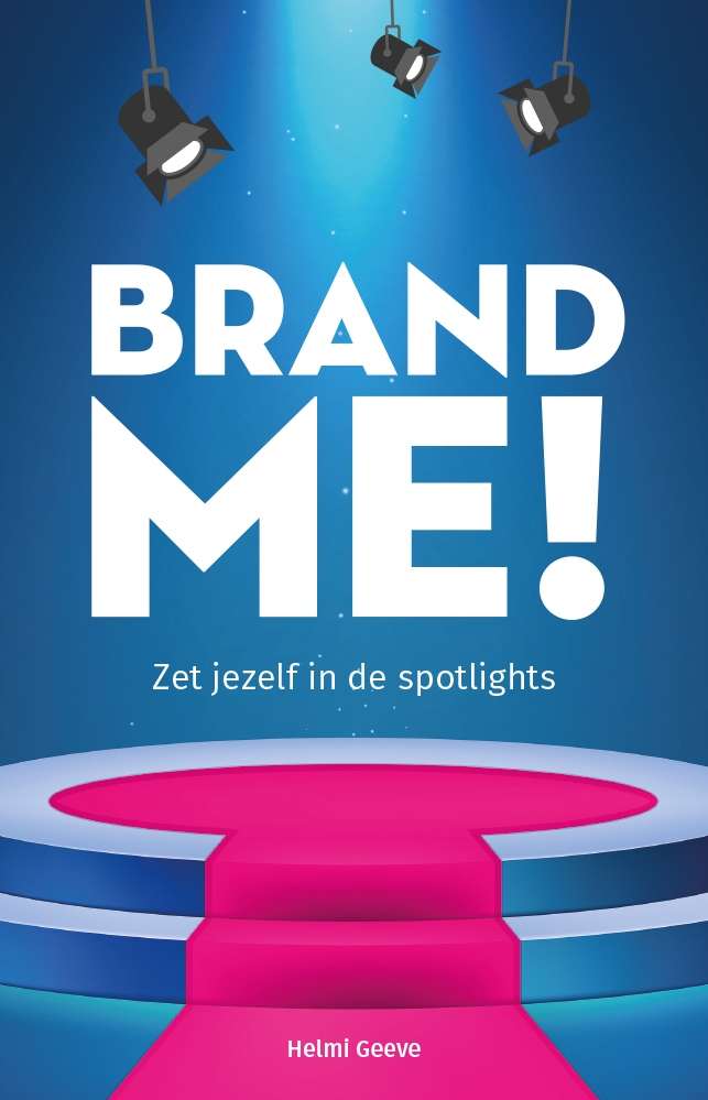 Brand me! cover schets 4