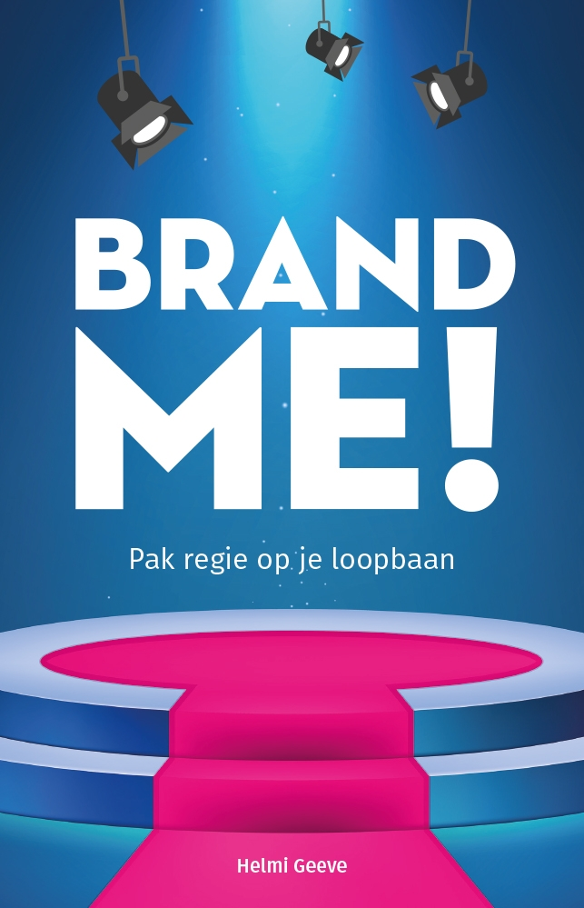 Brand me! cover schets 5