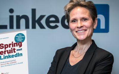 Interview met Trudy Pannekeet: over Spring eruit met LinkedIn